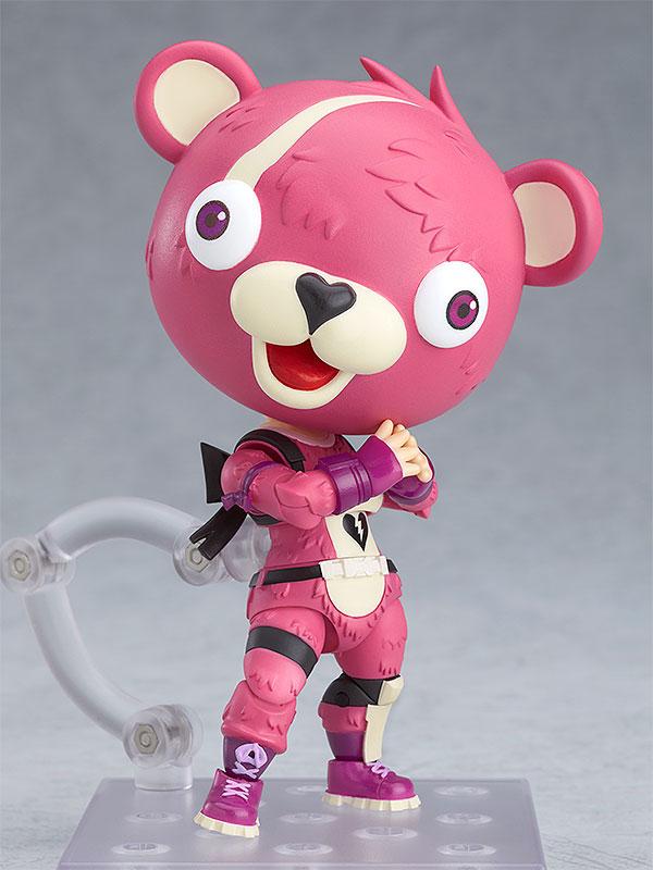 ねんどろいど『ピンクのクマちゃん』フォートナイト 可動フィギュア-001