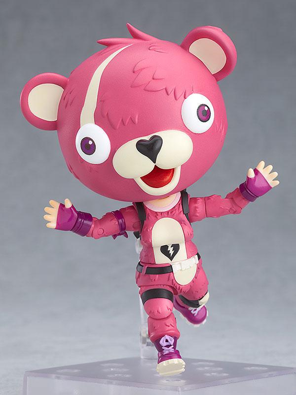 ねんどろいど『ピンクのクマちゃん』フォートナイト 可動フィギュア-002