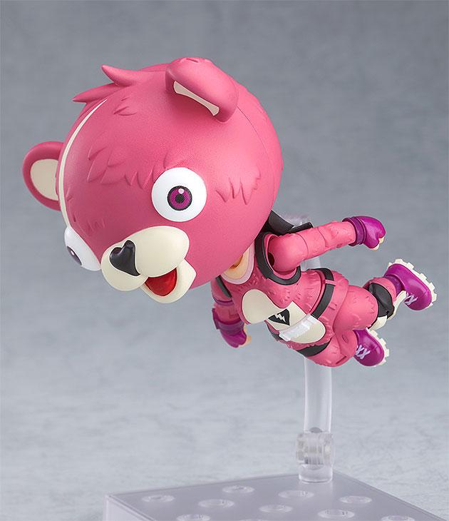 ねんどろいど『ピンクのクマちゃん』フォートナイト 可動フィギュア-006