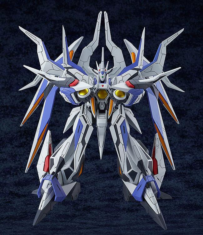 MODEROID『グレートゼオライマー』冥王計画ゼオライマー プラモデル-001