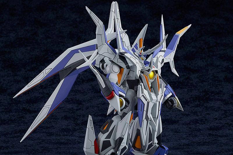 MODEROID『グレートゼオライマー』冥王計画ゼオライマー プラモデル-006