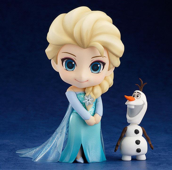 【再販】ねんどろいど『エルサ』アナと雪の女王 可動フィギュア-002
