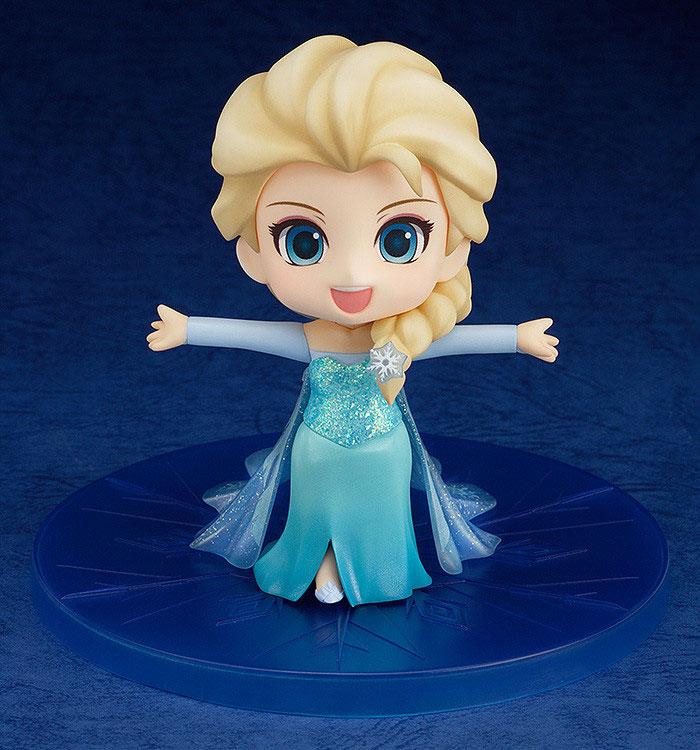 【再販】ねんどろいど『エルサ』アナと雪の女王 可動フィギュア-003
