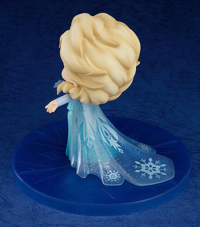 【再販】ねんどろいど『エルサ』アナと雪の女王 可動フィギュア-004