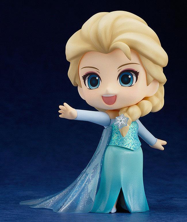 【再販】ねんどろいど『エルサ』アナと雪の女王 可動フィギュア-005