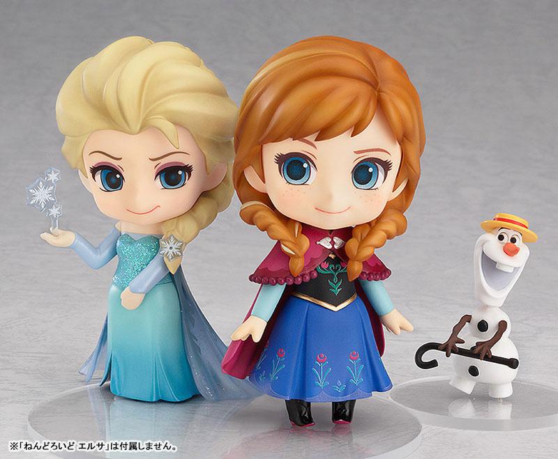 【再販】ねんどろいど『エルサ』アナと雪の女王 可動フィギュア-010