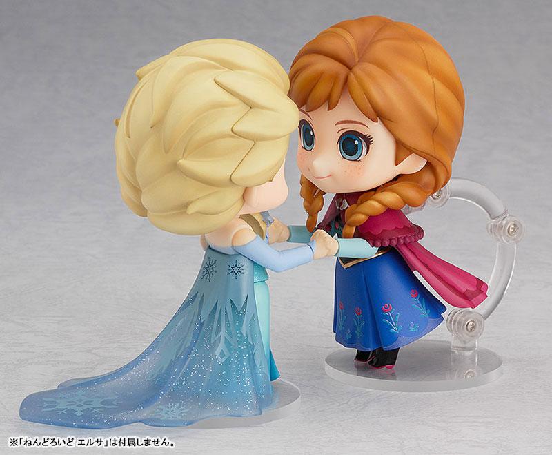 【再販】ねんどろいど『エルサ』アナと雪の女王 可動フィギュア-011