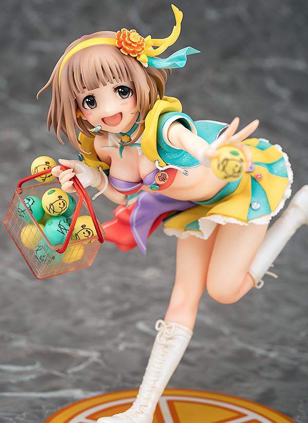 アイドルマスター シンデレラガールズ『喜多見柚 シトロンデイズVer.』1/8 完成品フィギュア-005