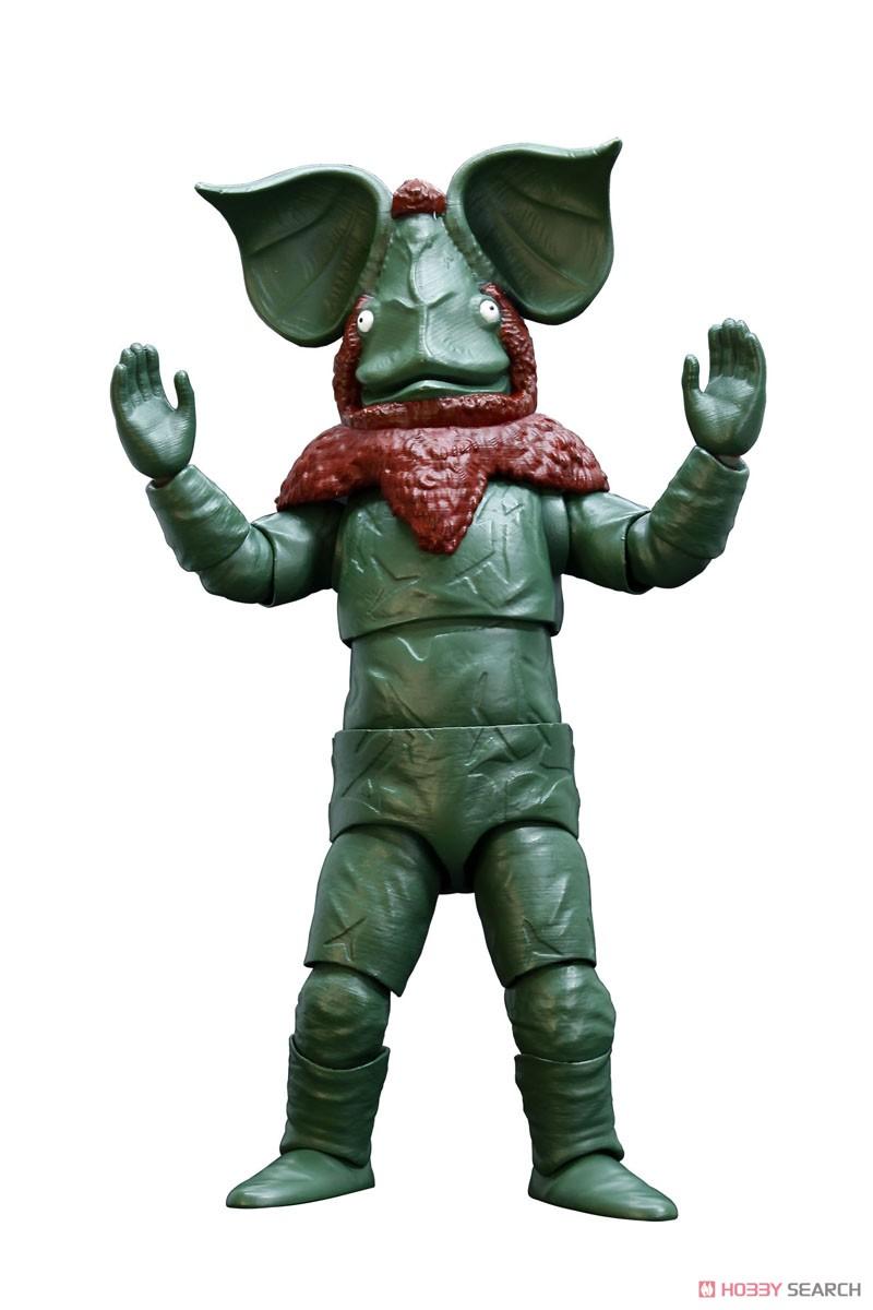 MAF(モンスターアクションフィギュア)円谷プロ編 『イカルス星人』レッドマン 可動フィギュア-001
