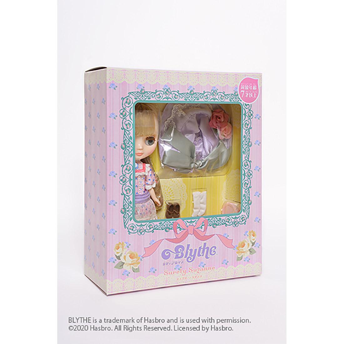 【限定販売】ミディブライス『シュアリー・スザンヌ』完成品ドール-009