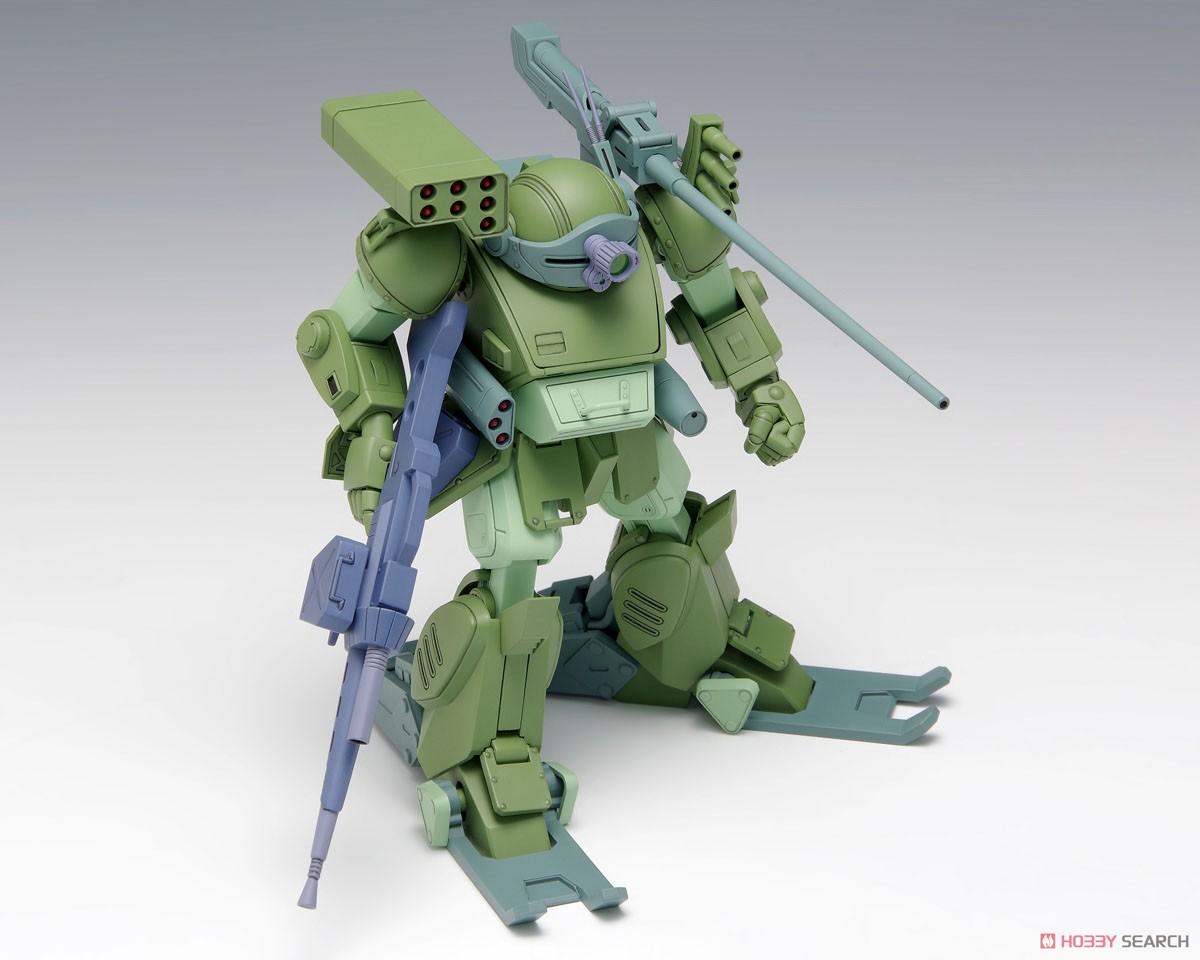 装甲騎兵ボトムズ『バーグラリードッグ PS版』1/35 プラモデル-001