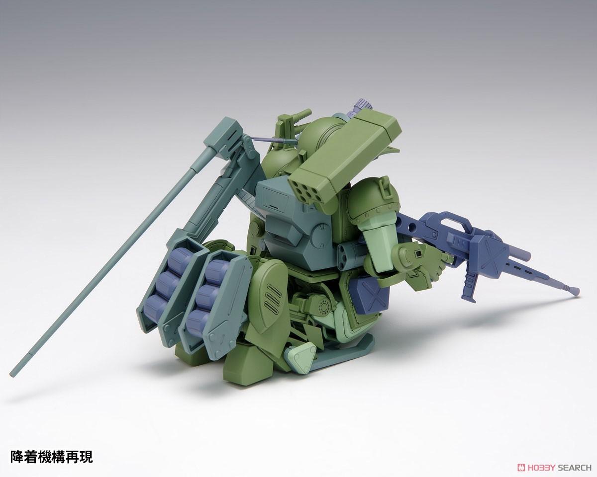 装甲騎兵ボトムズ『バーグラリードッグ PS版』1/35 プラモデル-003