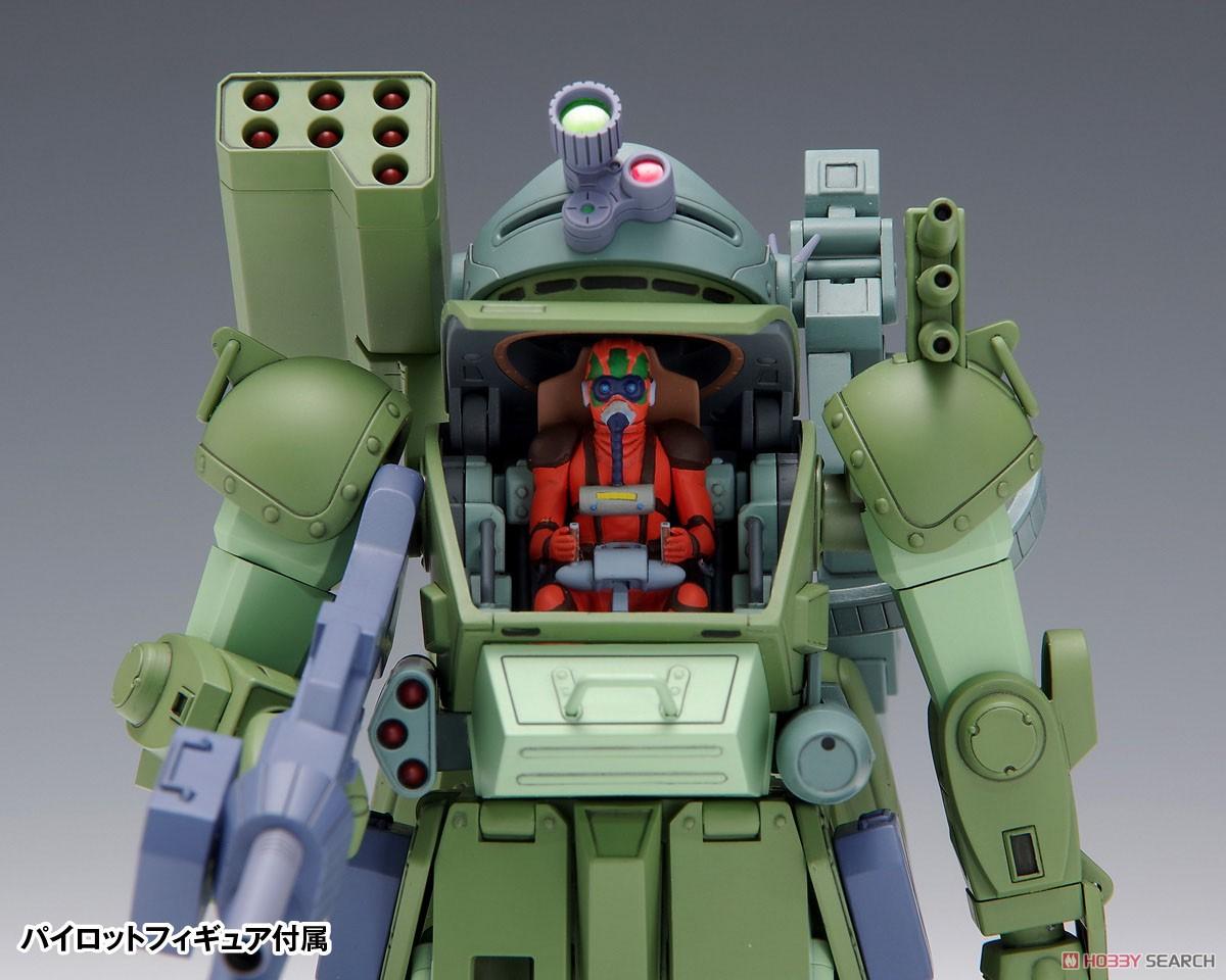 装甲騎兵ボトムズ『バーグラリードッグ PS版』1/35 プラモデル-004
