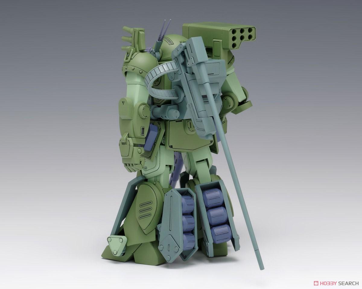 装甲騎兵ボトムズ『バーグラリードッグ PS版』1/35 プラモデル-006