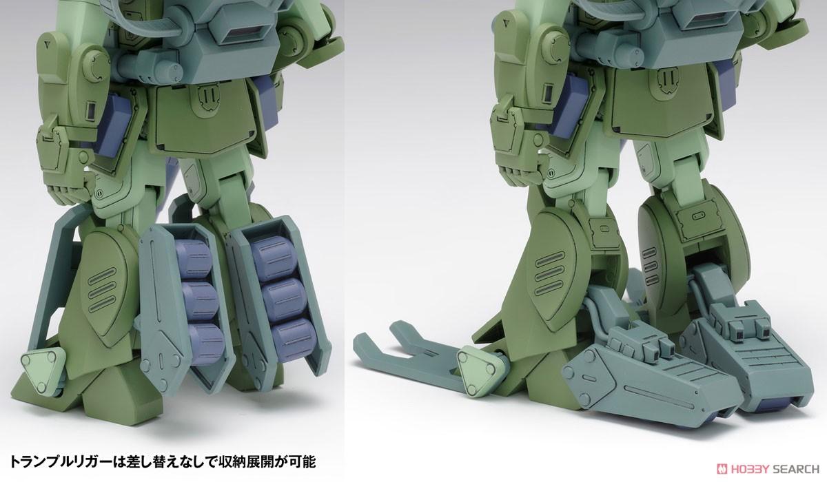 装甲騎兵ボトムズ『バーグラリードッグ PS版』1/35 プラモデル-012