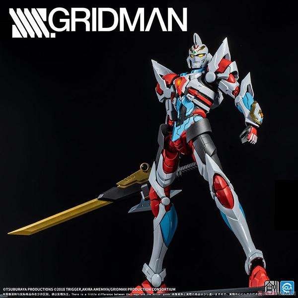 TRON-01001『SSSS.GRIDMAN グリッドマン』プラモデル