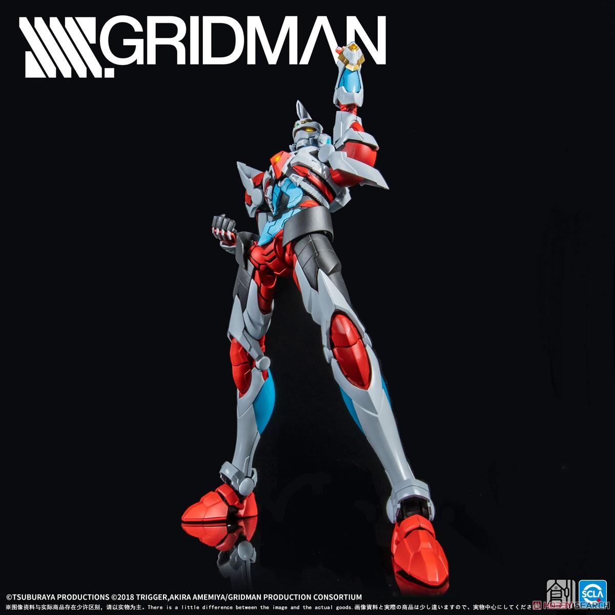 TRON-01001『SSSS.GRIDMAN グリッドマン』プラモデル-004