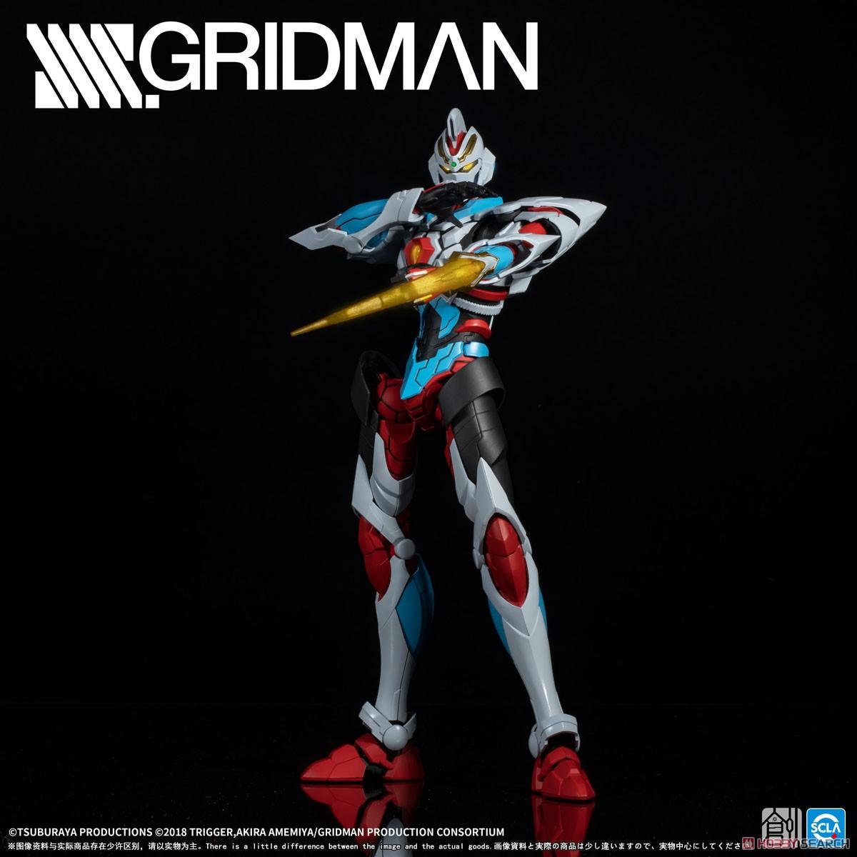 TRON-01001『SSSS.GRIDMAN グリッドマン』プラモデル-007