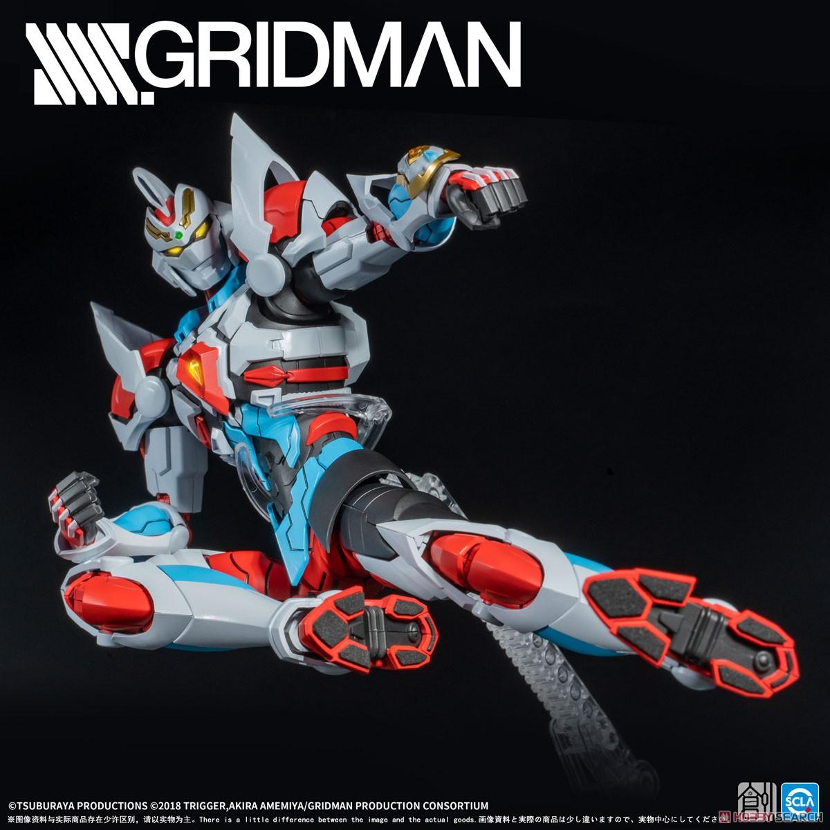 TRON-01001『SSSS.GRIDMAN グリッドマン』プラモデル-009