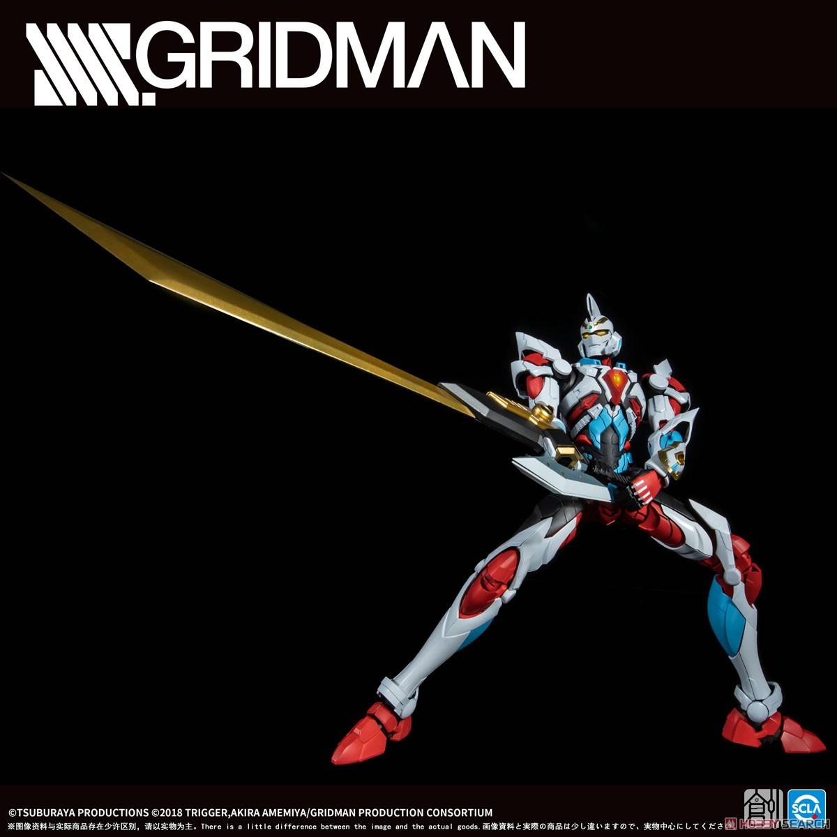 TRON-01001『SSSS.GRIDMAN グリッドマン』プラモデル-010