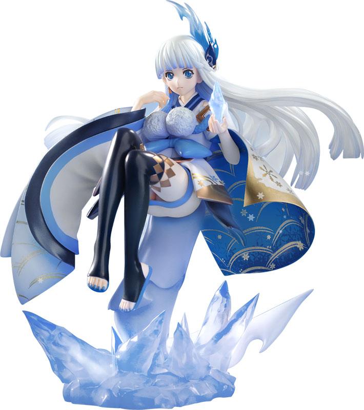 【限定販売】陰陽師本格幻想RPG『雪女』1/8 完成品フィギュア-001