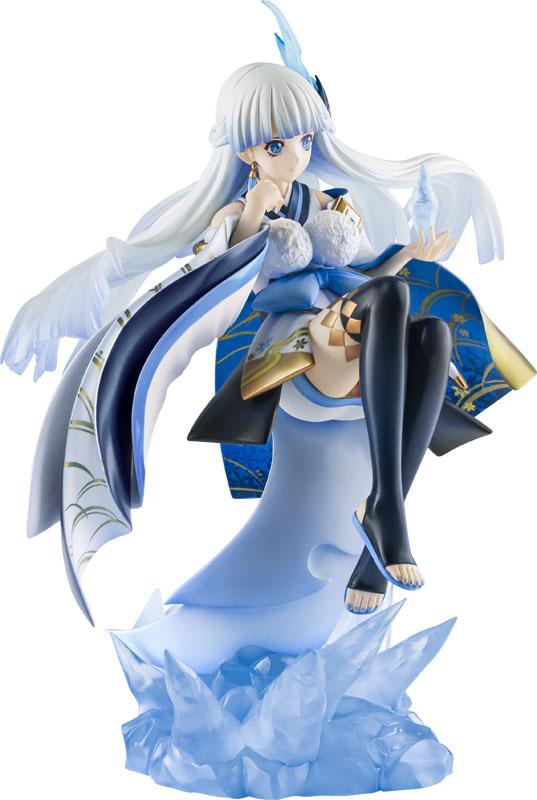 【限定販売】陰陽師本格幻想RPG『雪女』1/8 完成品フィギュア-003