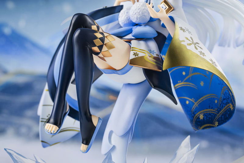 【限定販売】陰陽師本格幻想RPG『雪女』1/8 完成品フィギュア-005