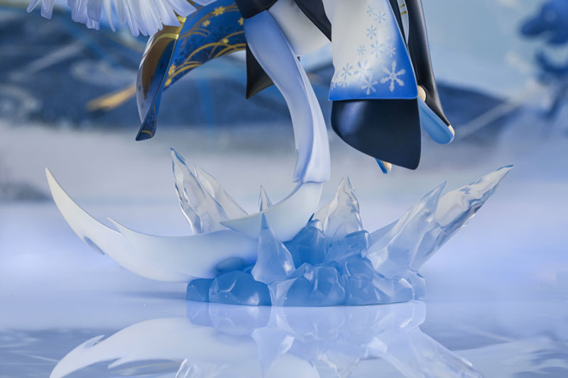 【限定販売】陰陽師本格幻想RPG『雪女』1/8 完成品フィギュア-007