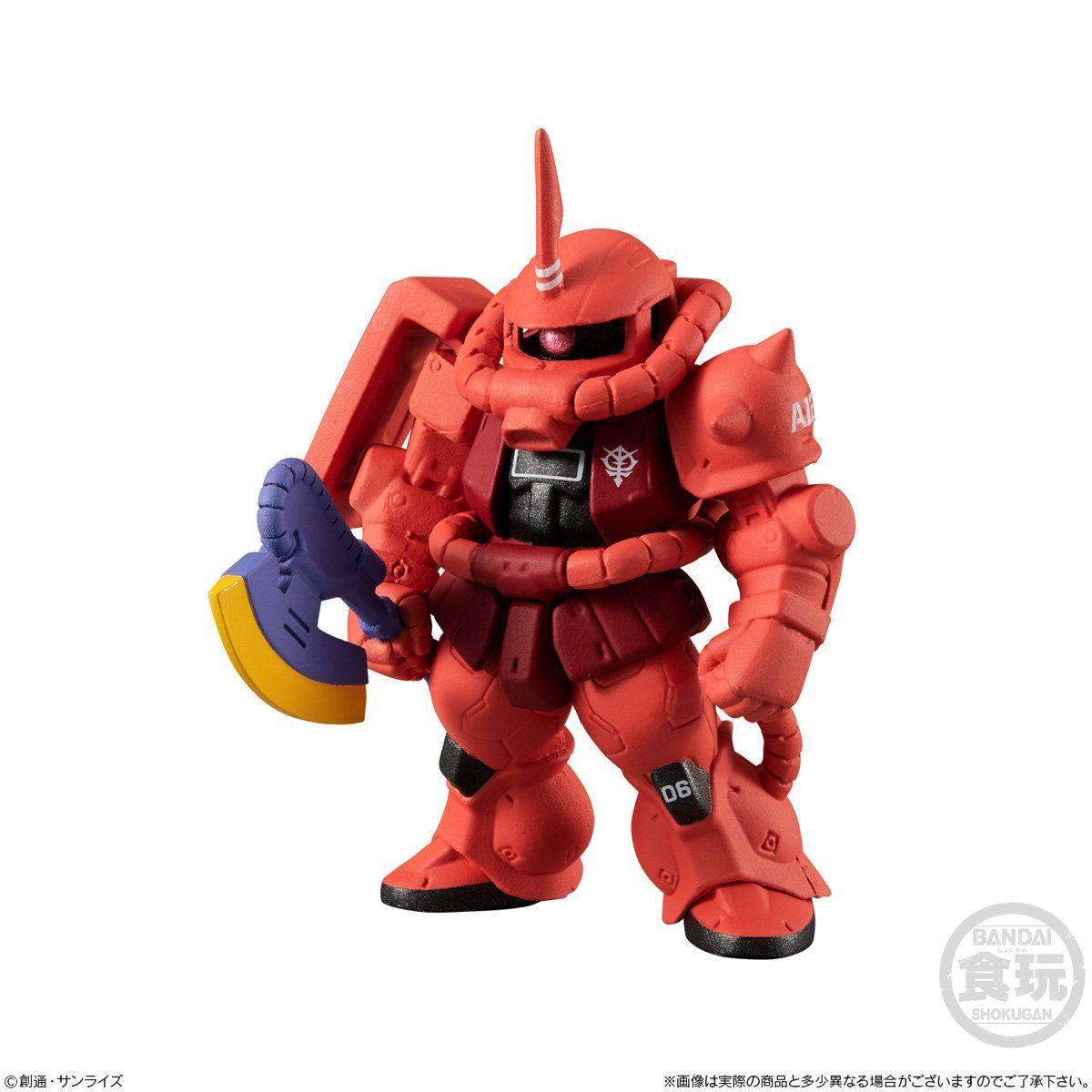 【限定販売】【食玩】FW GUNDAM CONVERGE:CORE『赤い彗星の軌跡』機動戦士ガンダム 完成品フィギュア-002