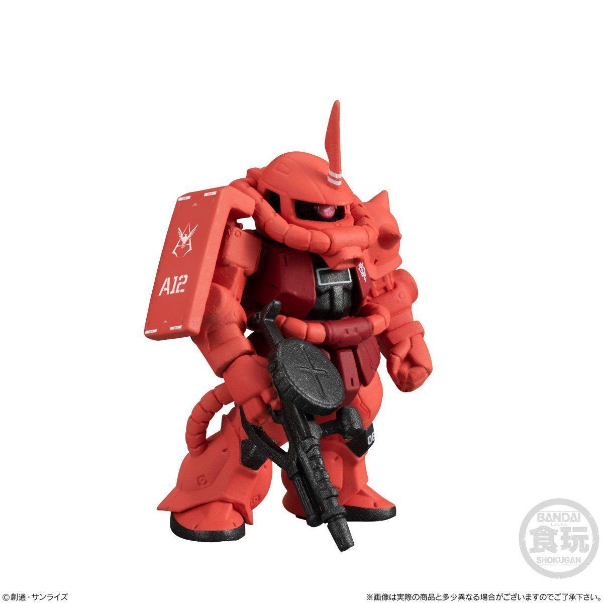 【限定販売】【食玩】FW GUNDAM CONVERGE:CORE『赤い彗星の軌跡』機動戦士ガンダム 完成品フィギュア-006