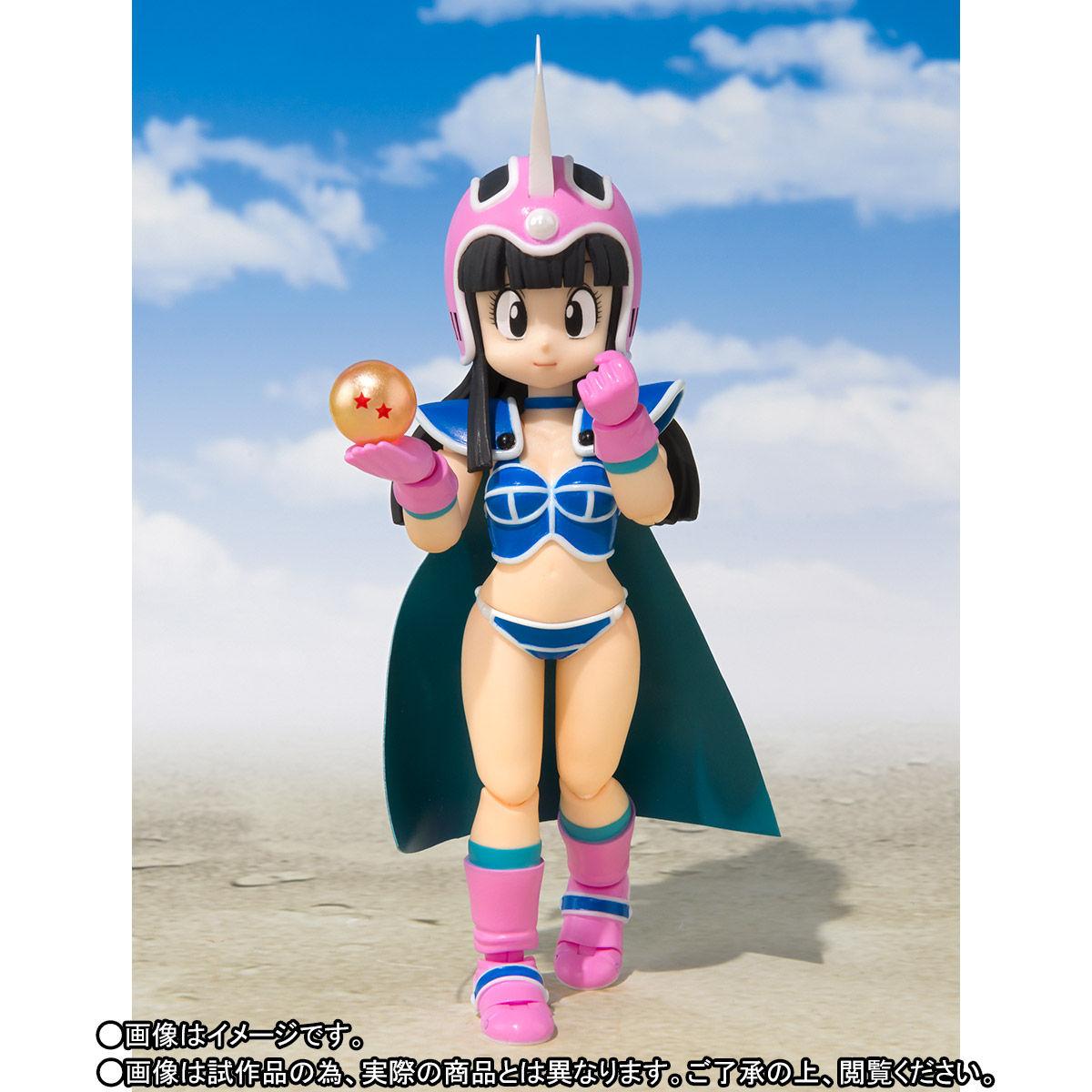 【限定販売】S.H.Figuarts『チチ -少女期-』ドラゴンボール 可動フィギュア-002