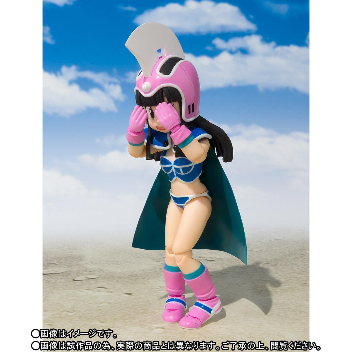 【限定販売】S.H.Figuarts『チチ -少女期-』ドラゴンボール 可動フィギュア-005