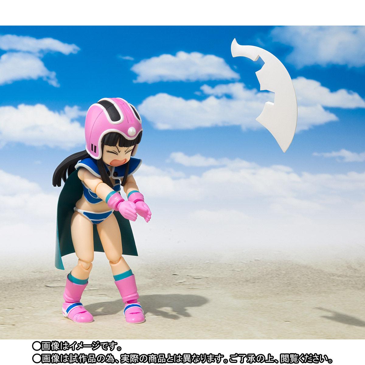 【限定販売】S.H.Figuarts『チチ -少女期-』ドラゴンボール 可動フィギュア-007