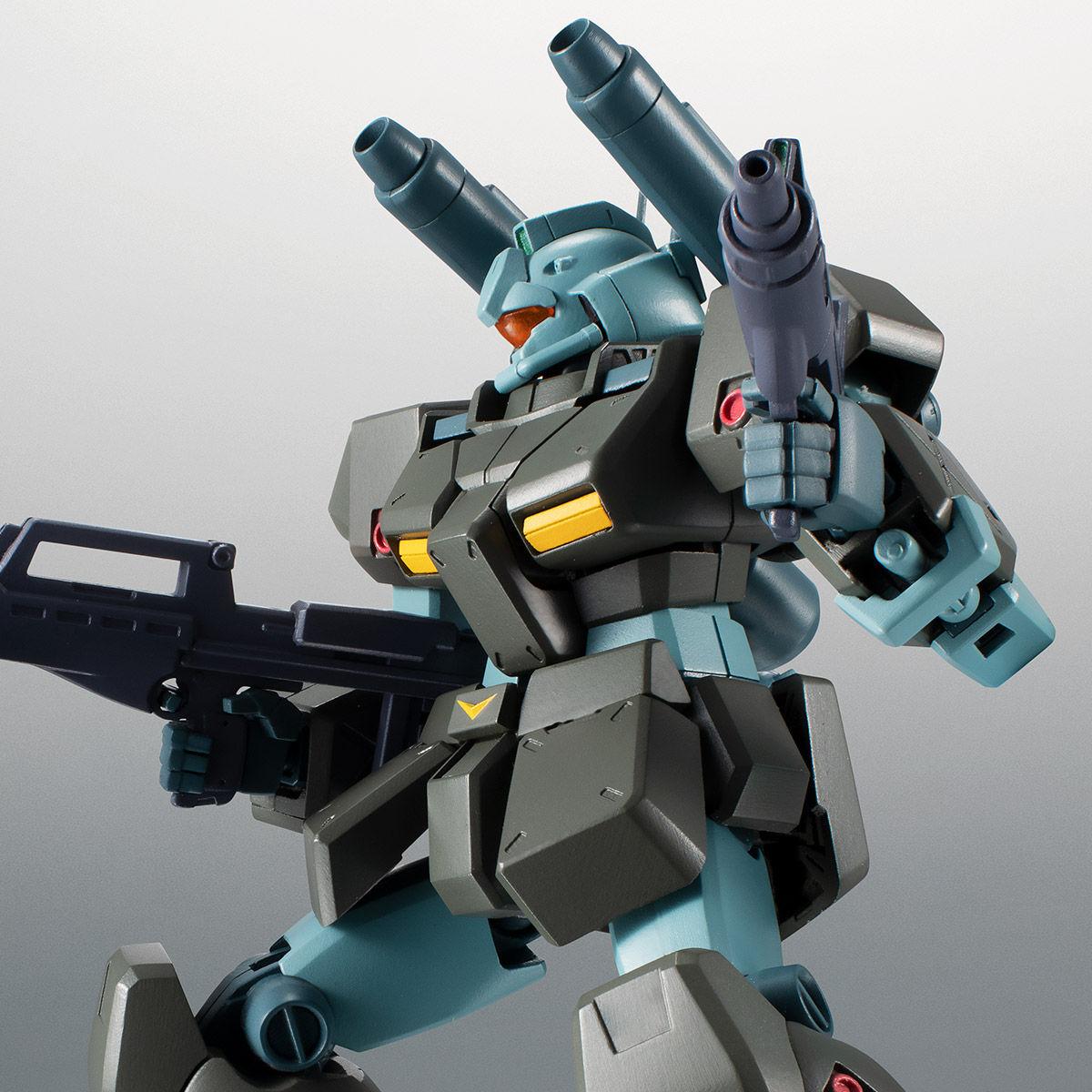 【限定販売】ROBOT魂〈SIDE MS〉『RGC-83 ジム・キャノンII ver. A.N.I.M.E.』ガンダム0083 可動フィギュア-001