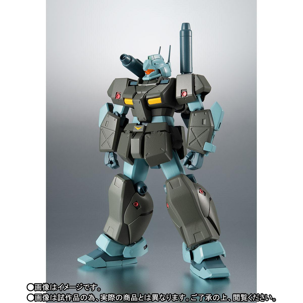 【限定販売】ROBOT魂〈SIDE MS〉『RGC-83 ジム・キャノンII ver. A.N.I.M.E.』ガンダム0083 可動フィギュア-002