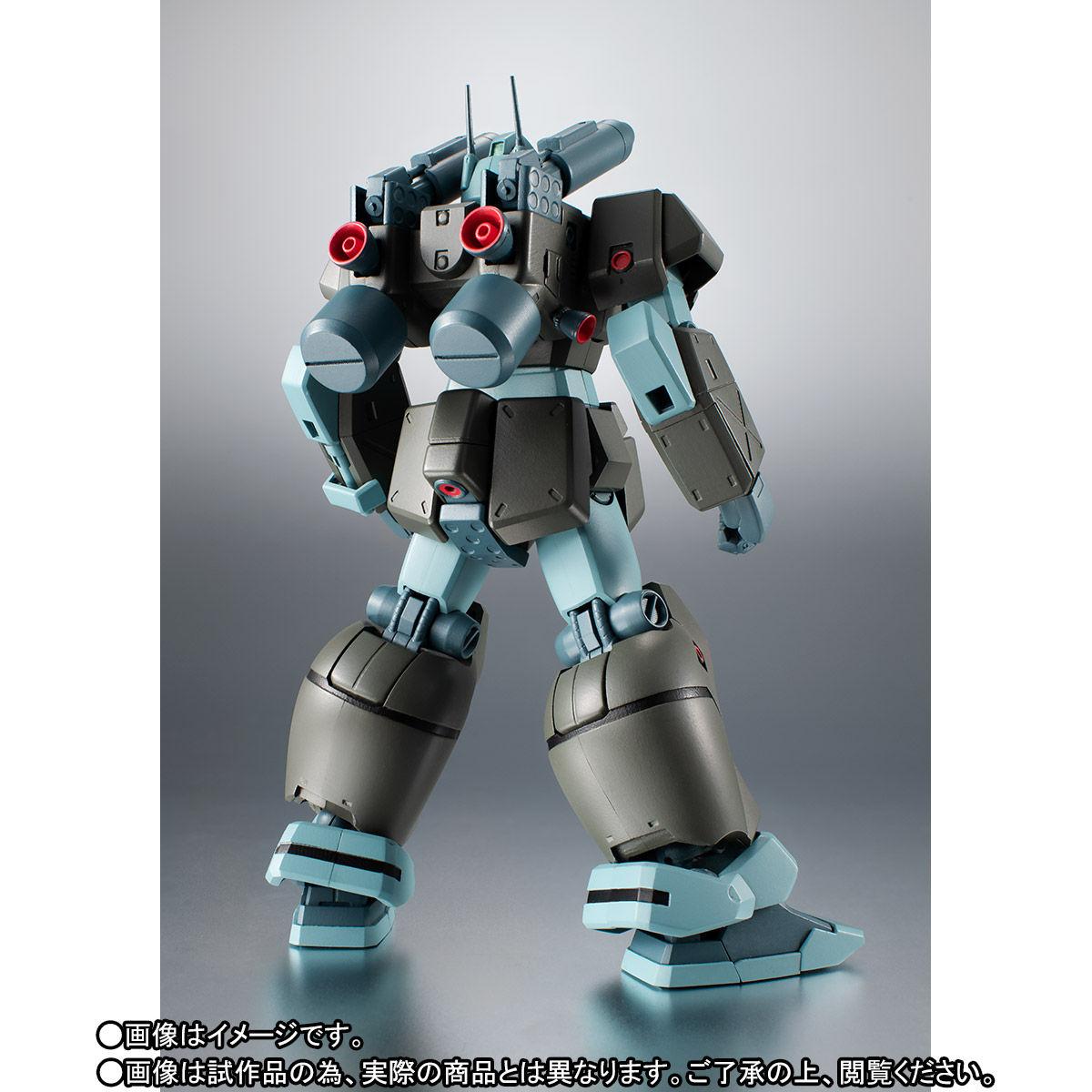 【限定販売】ROBOT魂〈SIDE MS〉『RGC-83 ジム・キャノンII ver. A.N.I.M.E.』ガンダム0083 可動フィギュア-003