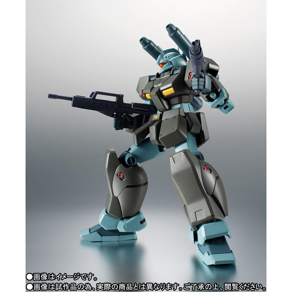 【限定販売】ROBOT魂〈SIDE MS〉『RGC-83 ジム・キャノンII ver. A.N.I.M.E.』ガンダム0083 可動フィギュア-004