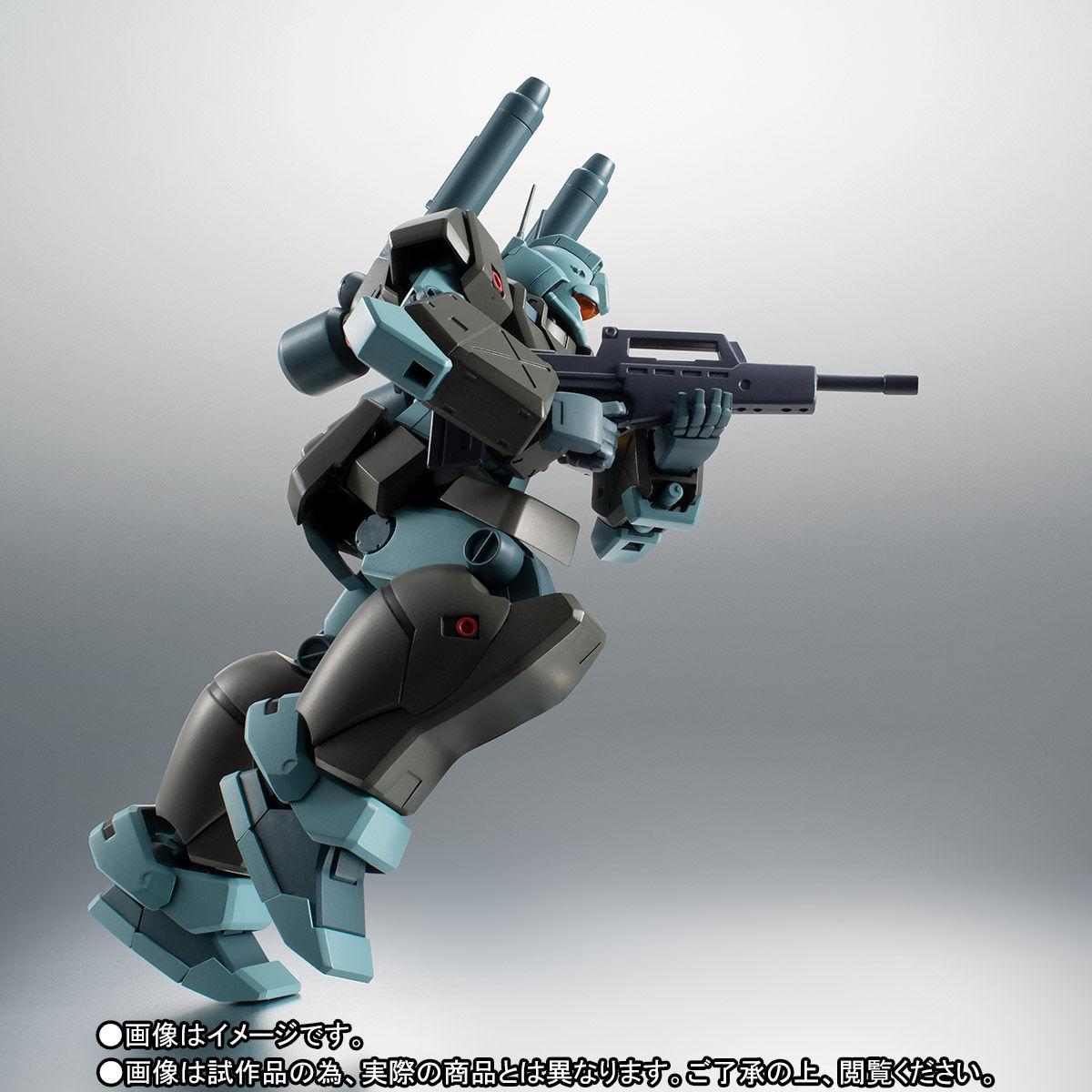 【限定販売】ROBOT魂〈SIDE MS〉『RGC-83 ジム・キャノンII ver. A.N.I.M.E.』ガンダム0083 可動フィギュア-005