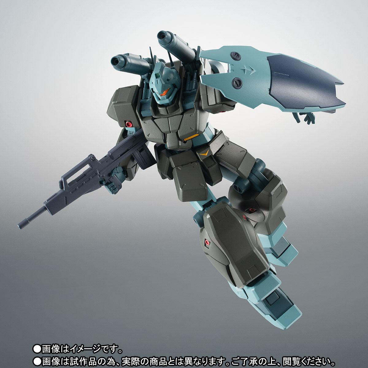 【限定販売】ROBOT魂〈SIDE MS〉『RGC-83 ジム・キャノンII ver. A.N.I.M.E.』ガンダム0083 可動フィギュア-006