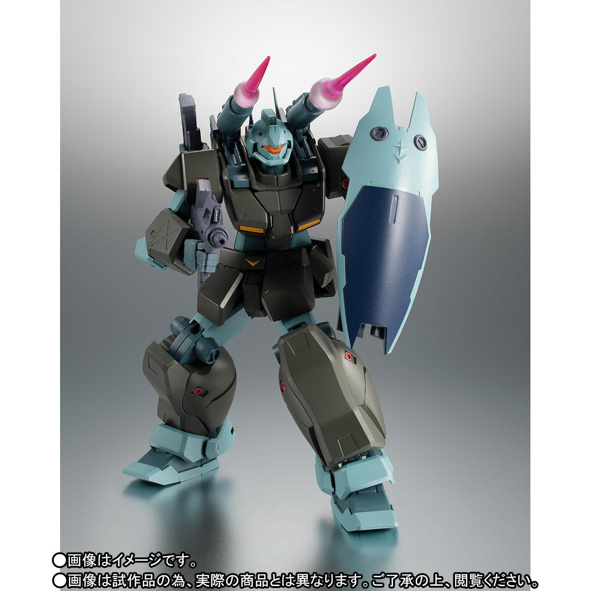 【限定販売】ROBOT魂〈SIDE MS〉『RGC-83 ジム・キャノンII ver. A.N.I.M.E.』ガンダム0083 可動フィギュア-009