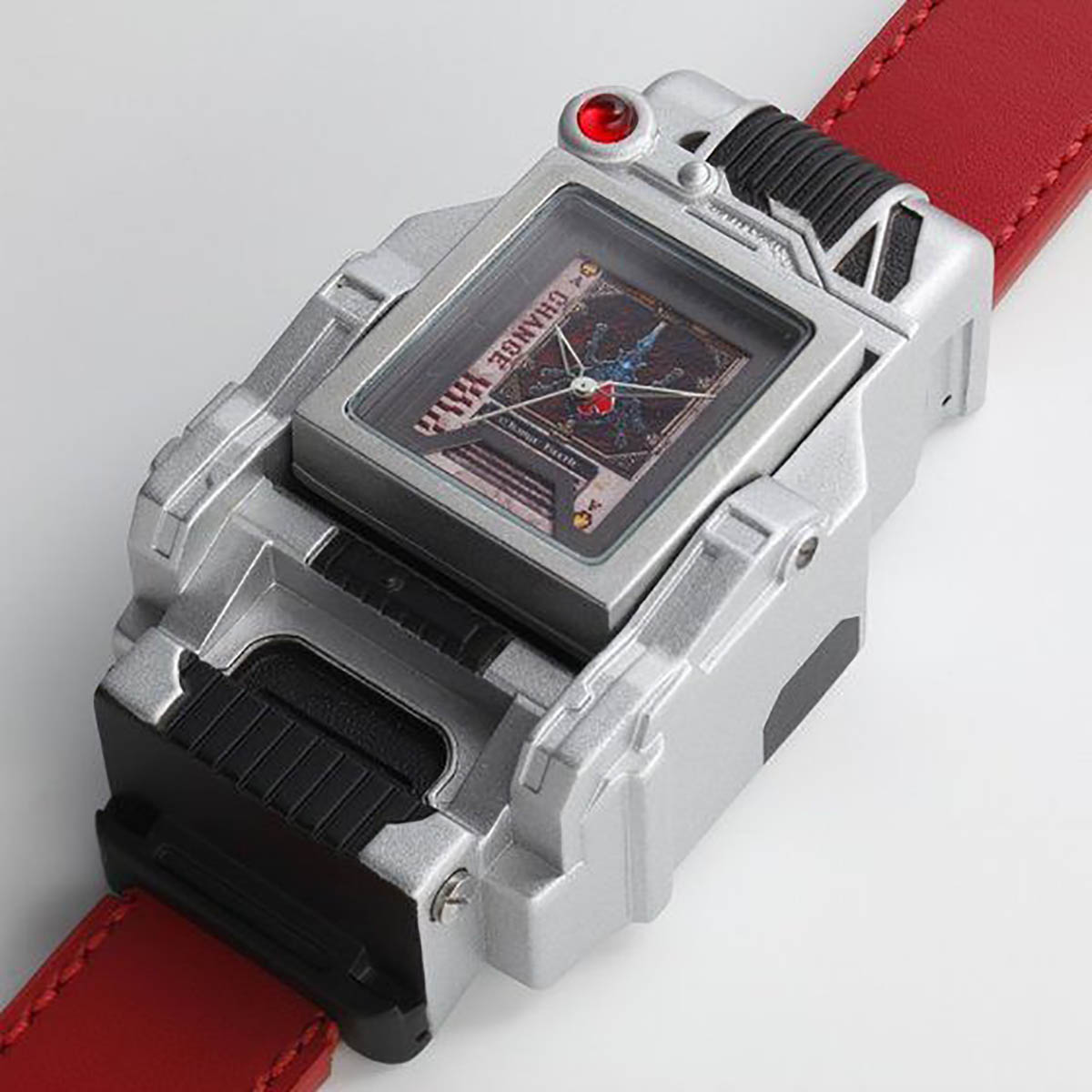 Live Action Watch『仮面ライダーブレイド 変身!腕時計』仮面ライダー剣 グッズ-005