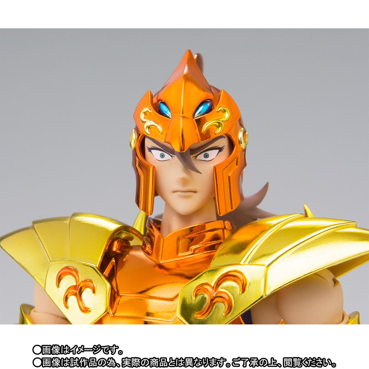 【限定販売】聖闘士聖衣神話EX『シーホースバイアン』聖闘士星矢 可動フィギュア-005