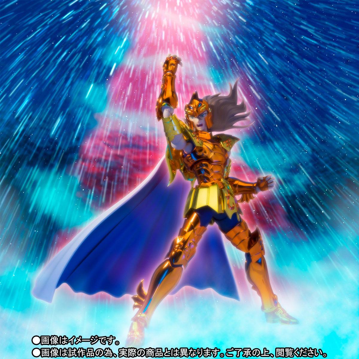 【限定販売】聖闘士聖衣神話EX『シーホースバイアン』聖闘士星矢 可動フィギュア-010