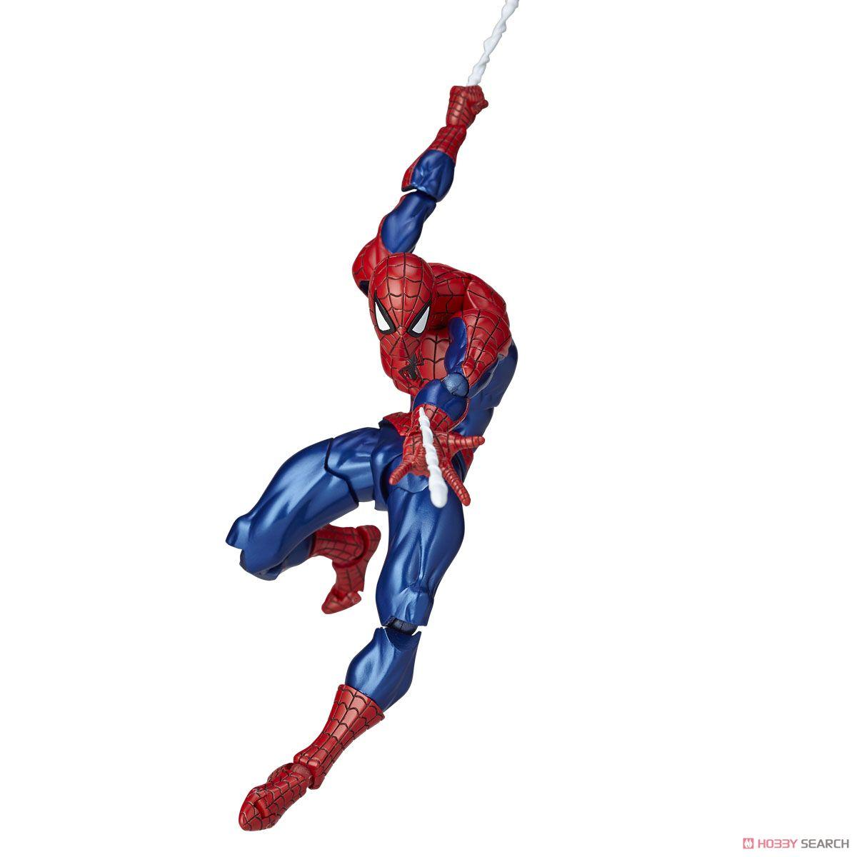 【再販】アメイジング・ヤマグチ No.002『スパイダーマン』可動フィギュア-004
