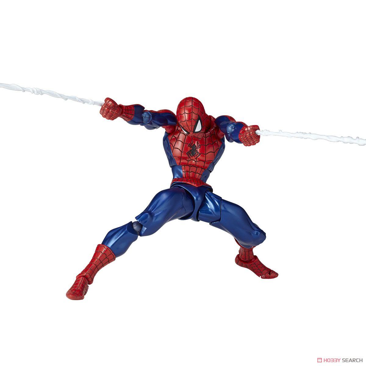 【再販】アメイジング・ヤマグチ No.002『スパイダーマン』可動フィギュア-005