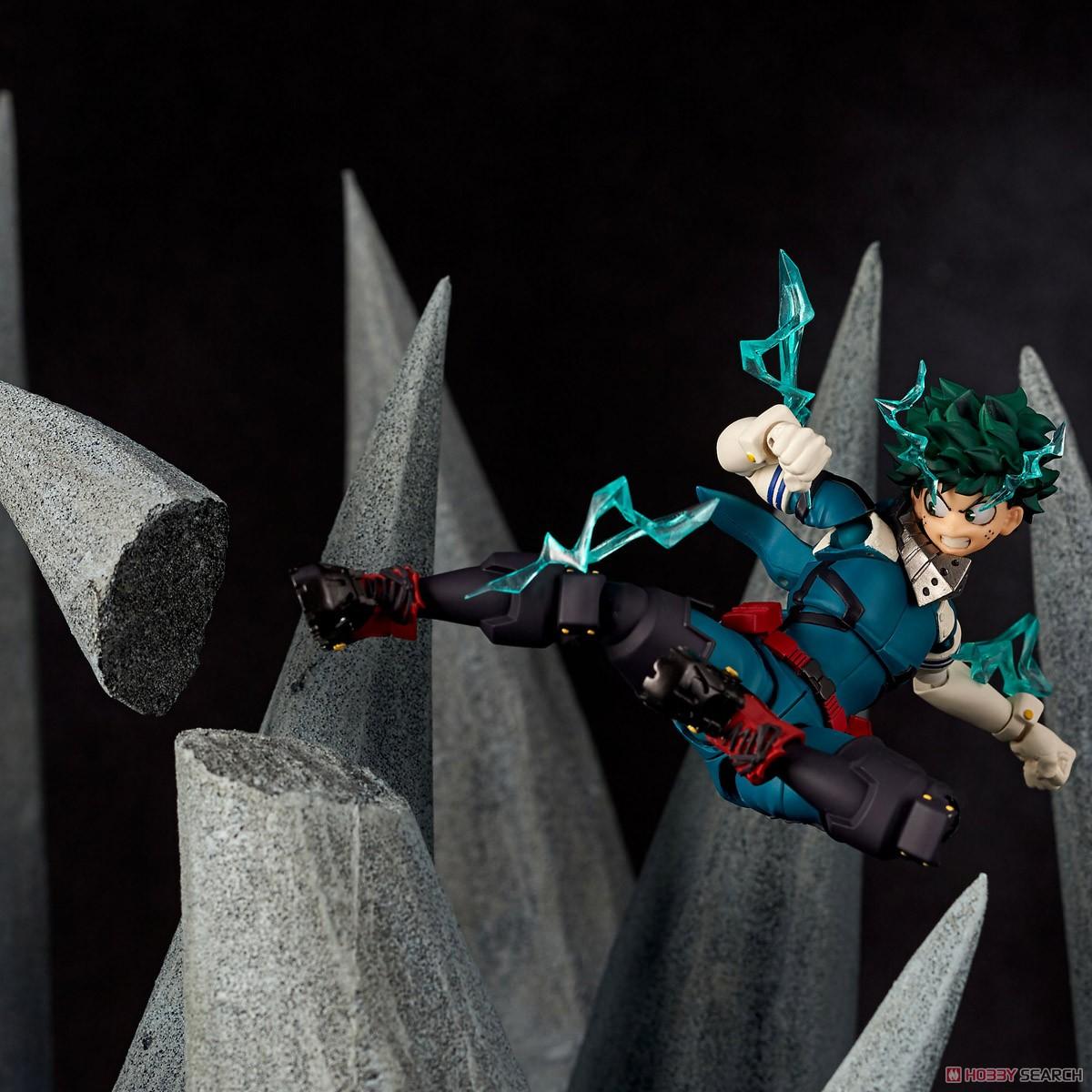 フィギュアコンプレックス アメイジング・ヤマグチ No.018『緑谷出久』僕のヒーローアカデミア 可動フィギュア-013