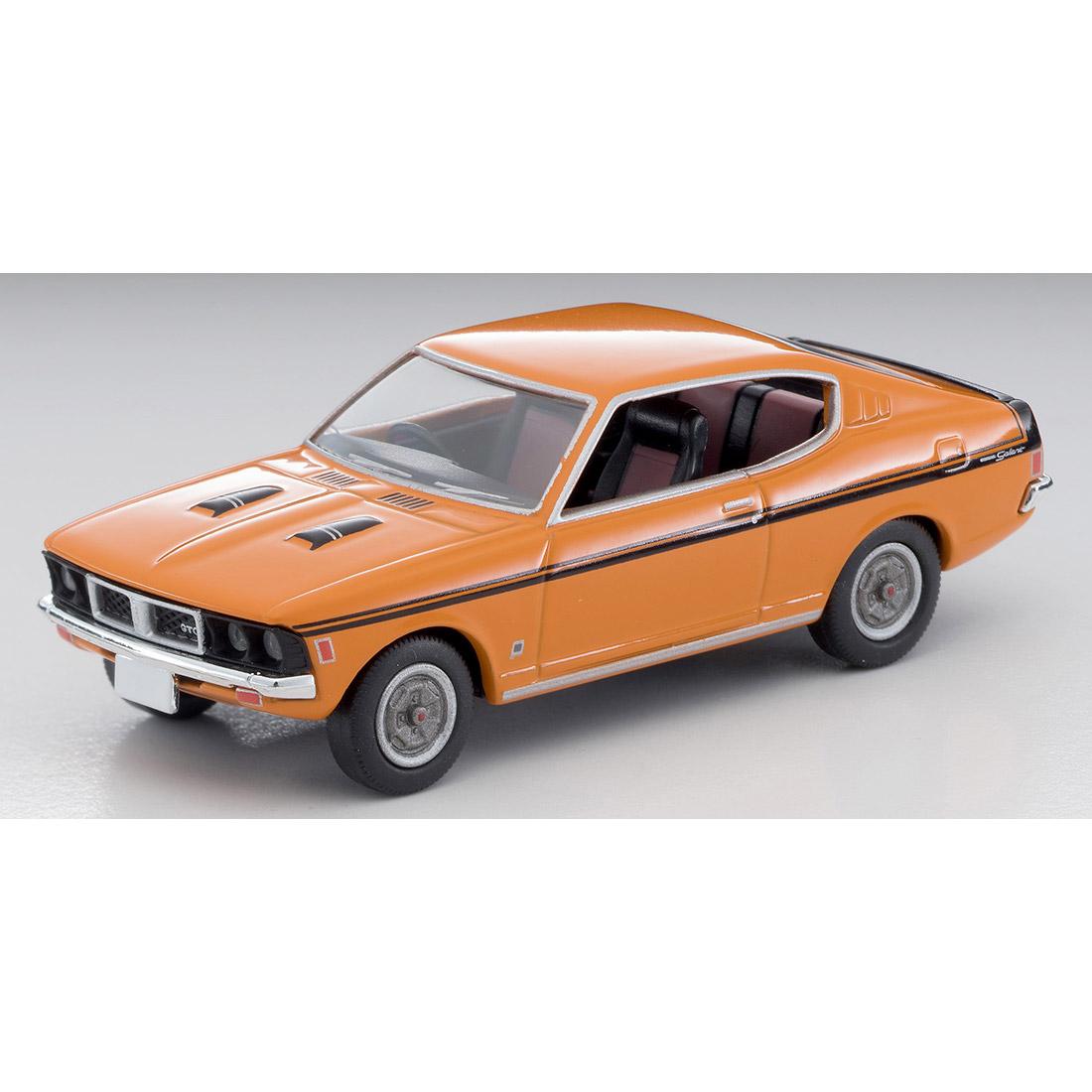 トミカリミテッドヴィンテージ ネオ LV-N204a『コルトギャランGTO MR(橙)』1/64 ミニカー-002