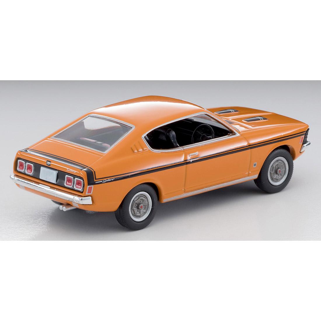 トミカリミテッドヴィンテージ ネオ LV-N204a『コルトギャランGTO MR(橙)』1/64 ミニカー-003