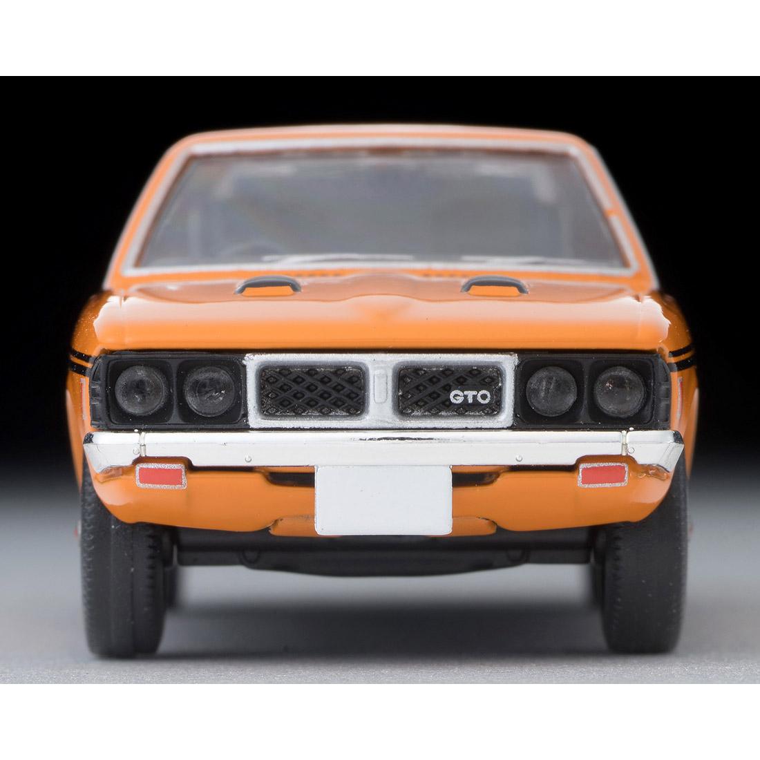 トミカリミテッドヴィンテージ ネオ LV-N204a『コルトギャランGTO MR(橙)』1/64 ミニカー-004