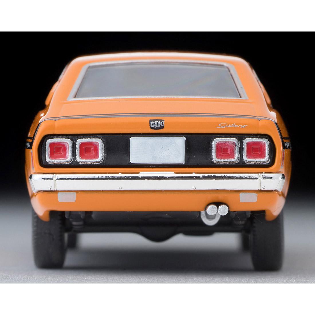 トミカリミテッドヴィンテージ ネオ LV-N204a『コルトギャランGTO MR(橙)』1/64 ミニカー-005